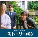 民衆の敵3話。動画。ネタバレ、あらすじ。感想。佐藤智子が冤罪事件を調査する?キャスト。視聴率。見逃し配信動画