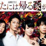 あなたには帰る家がある。中谷美紀さん主演の夫婦のドラマ。2018年4月13日放送スタート